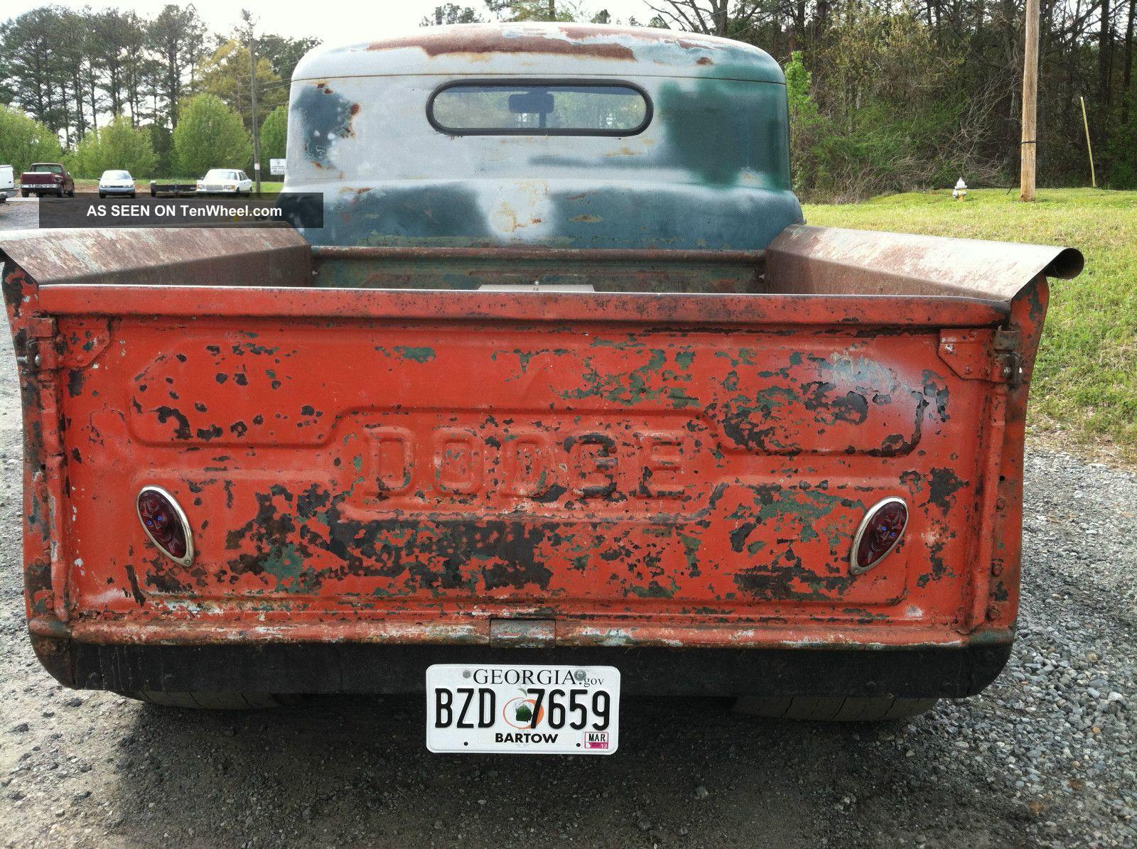 1948 Dodge Truck Rat Rod 1948 Dodge Pickup Truck Rat