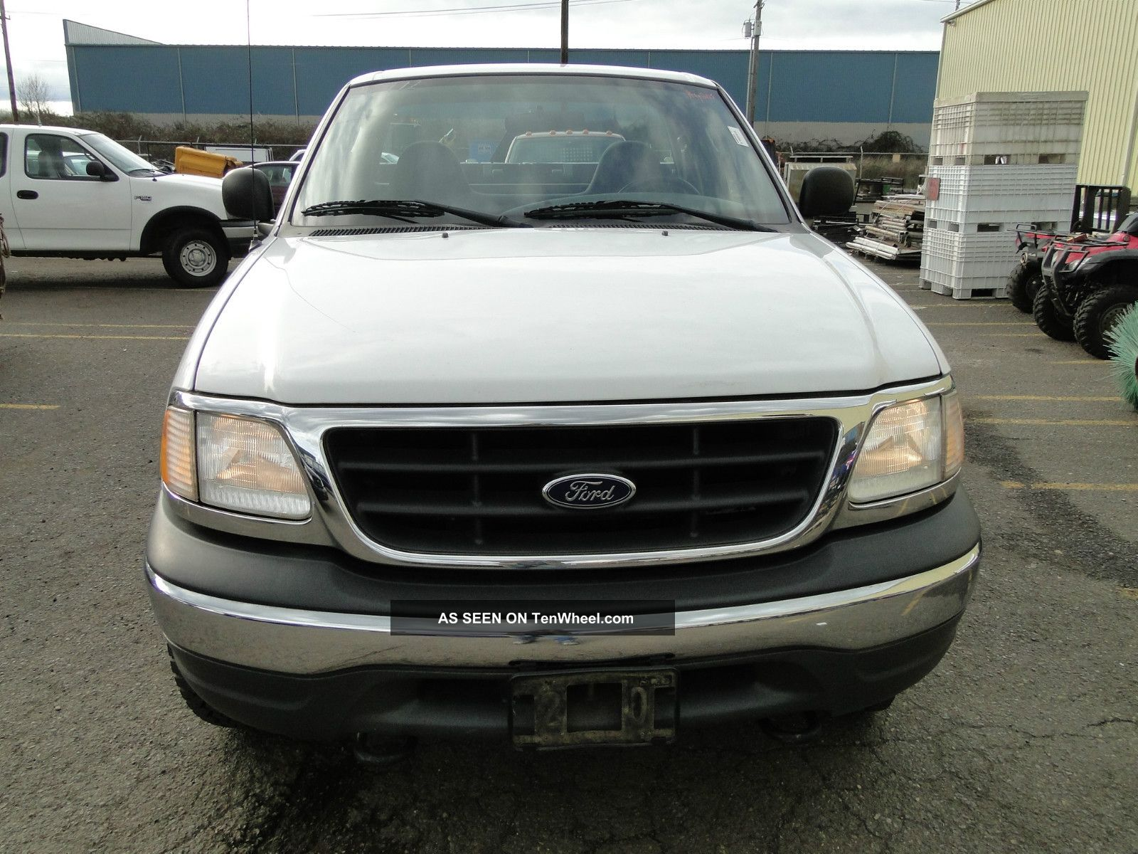 2003 Ford F - 150 4wd