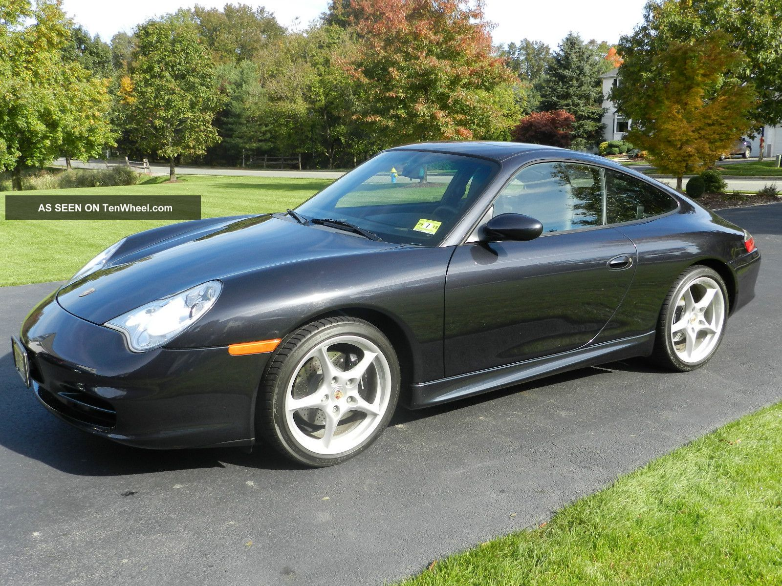 2004 porsche 911 carrera coupe 2 door 3 6l. Black Bedroom Furniture Sets. Home Design Ideas