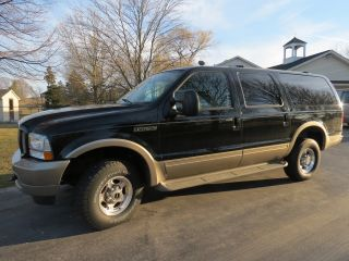 2003 Ford Excusion Eddie Bauer Four Wheel Drive photo