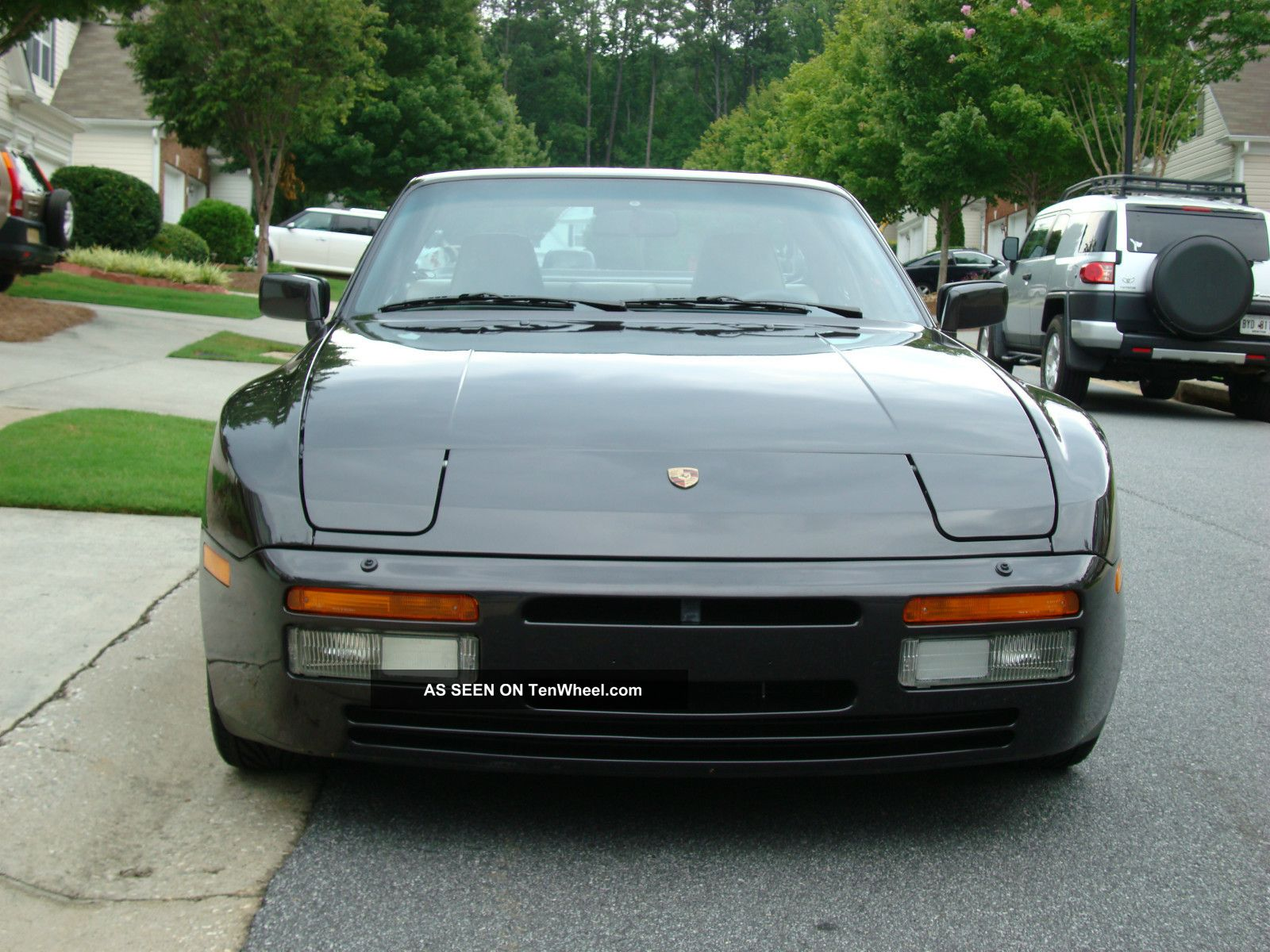 1986 porsche 944 turbo. Black Bedroom Furniture Sets. Home Design Ideas