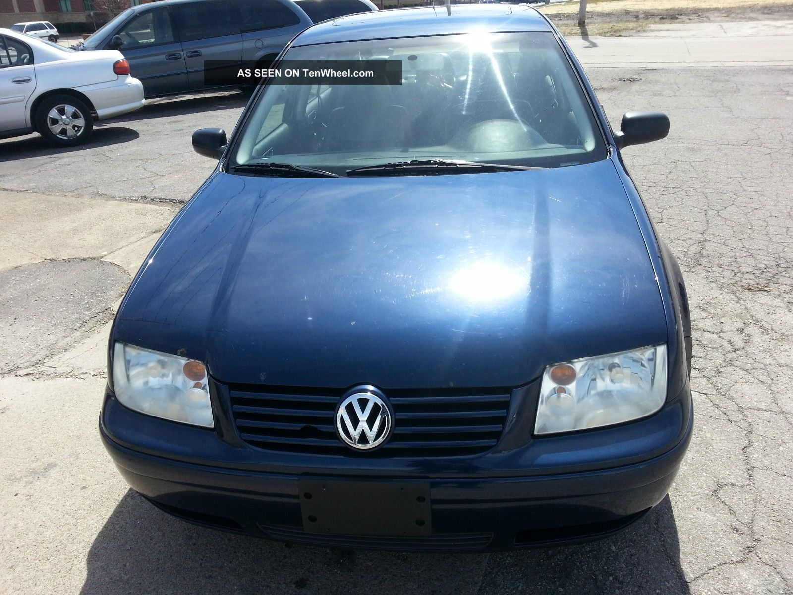 2003 Volkswagen Jetta Gli Sedan Jetta photo