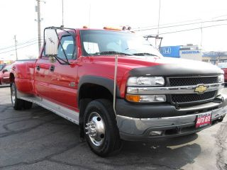 2001 Chevrolet Silverado 3500 Quad Cab Diesel Rwd photo