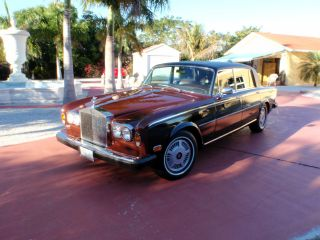 1980 Rolls Royce Silver Wraith Ii Long Wheel Base 59,  922mi photo