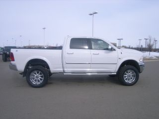 2012 Ram 2500 Laramie Limited With Lift Kit photo