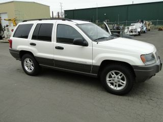 2004 Jeep Grand Cherokee Laredo 4wd photo