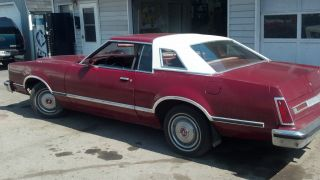 1979 Ford Ltd Ii Base Hardtop 2 - Door 5.  8l photo