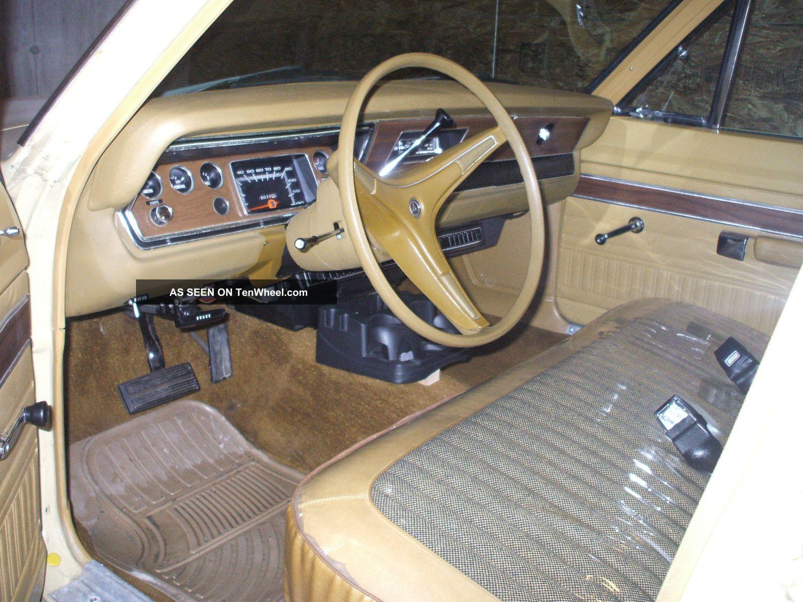 1973 Dodge Dart Custom 5.  2l,  Car Dart photo