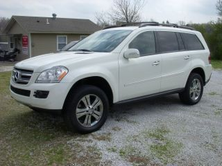 2008 Gl450 - 4matic - Dual - Dvd - - Fully Loaded photo
