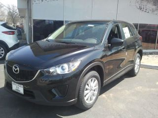 2014 Mazda Cx - 5 Sport 6speed Manual Fwd 2.  0l Skyactiv 4cly Power W / Locks Am / Fmcd photo