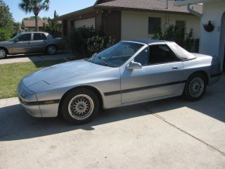 1988 Mazda Rx - 7 Convertible Convertible 2 - Door 1.  3l photo