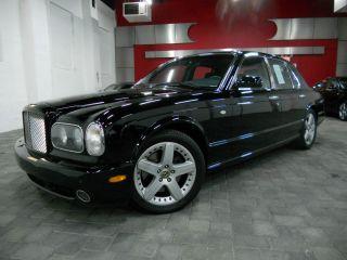 2003 Bentley Arnage T Sedan 4 - Door 6.  7l photo