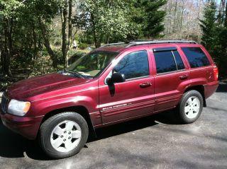 2001 Jeep Grand Cherokee Limited photo