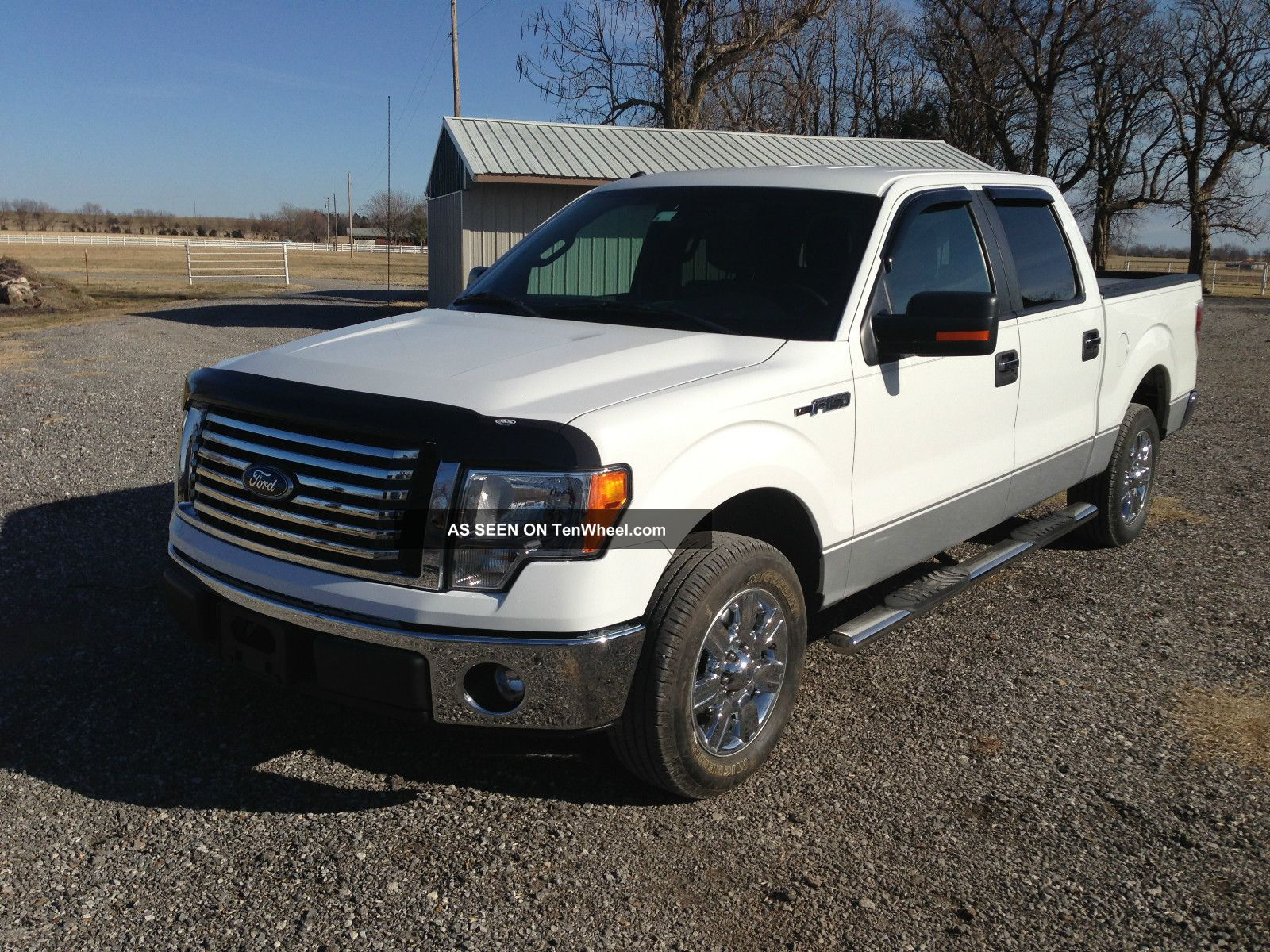 2014 Ford F150 Fx Crew Cab 4x4 | Autos Post