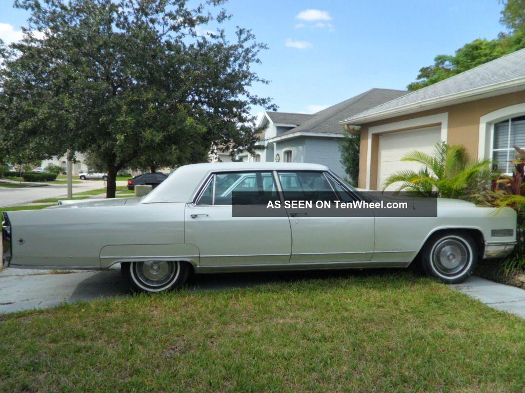 1966 Cadillac Fleetwood Fleetwood photo