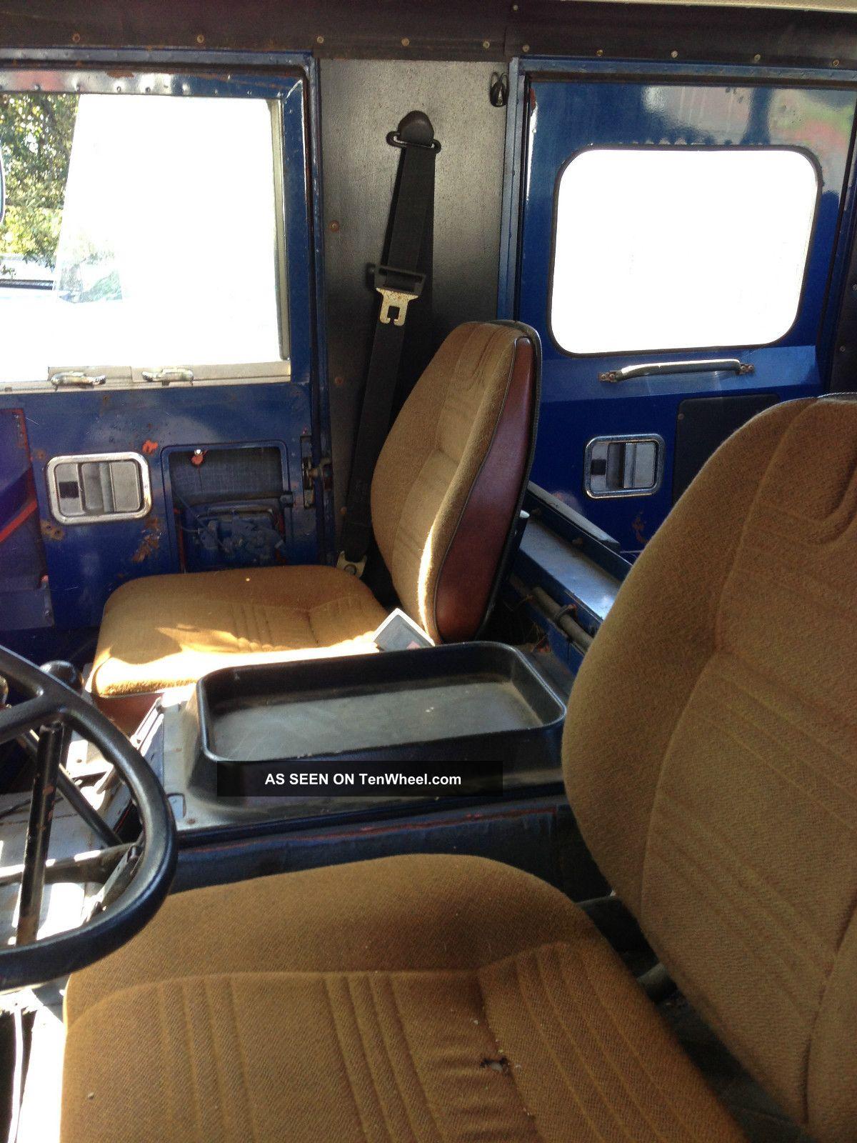 1970 Volvo C 202 Valp Crew Cab 4x4 Truck