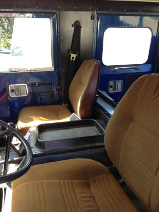 1970 Volvo C 202 Valp Crew Cab 4x4 Truck photo