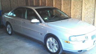 2003 Volvo S80 2.  9 Sedan 4 - Door 2.  9l photo