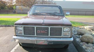 1985 Gmc 3 / 4 Ton Pickup 2wd photo