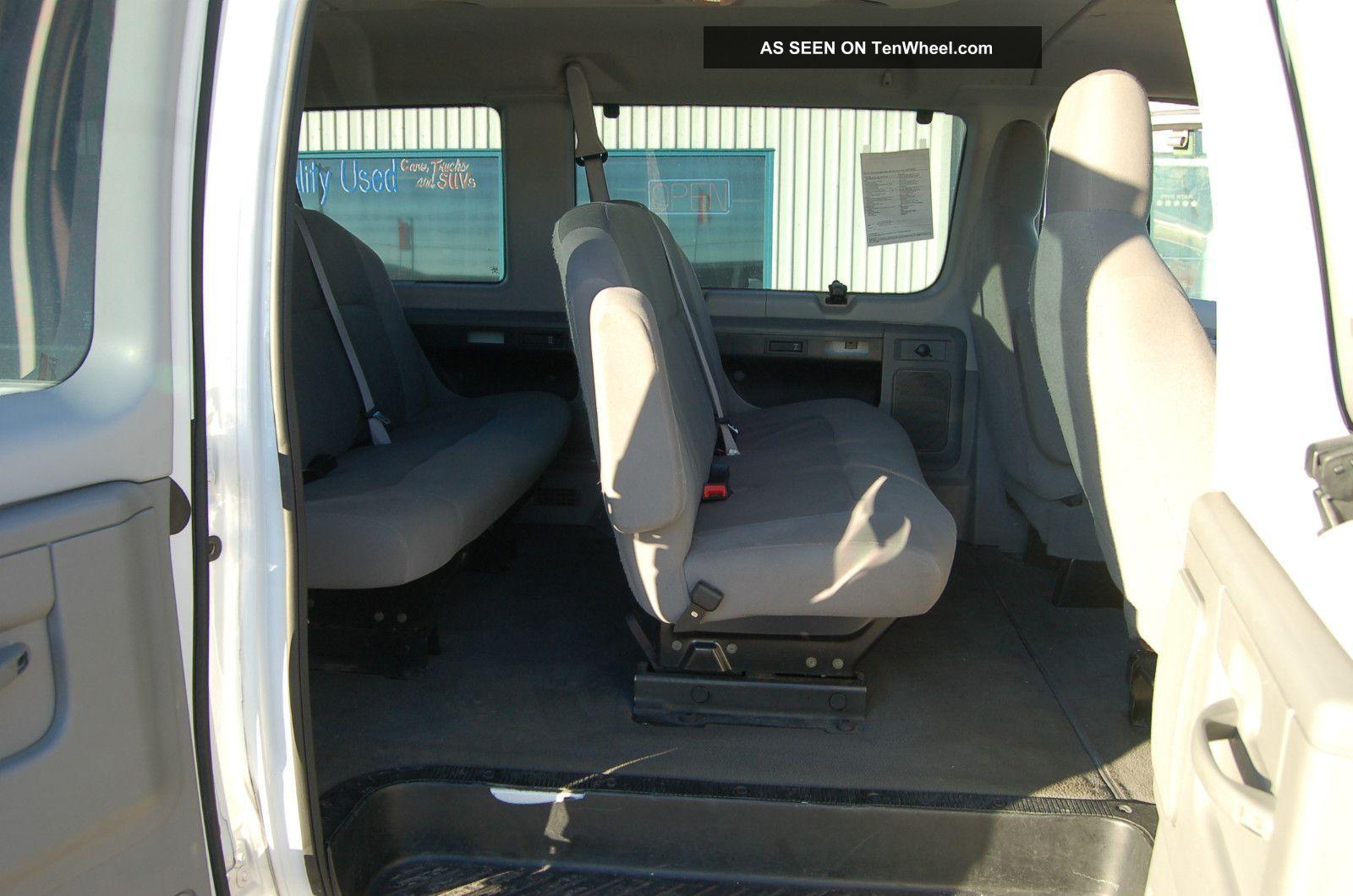 Ford 15 Passenger Van Interior Dimensions