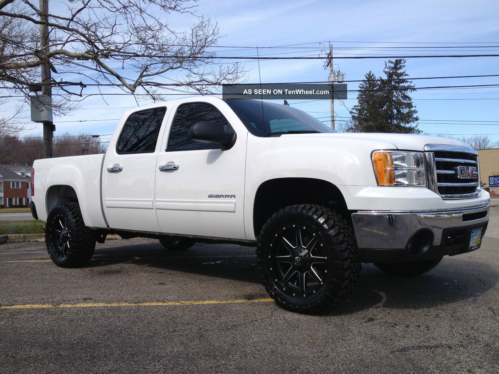 Tires And Rims Gmc Sierra Tires And Rims