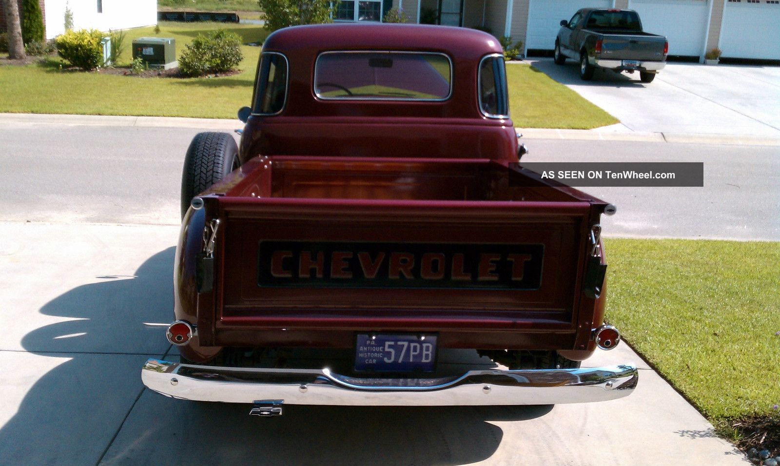 Nationwide Craigslist Search >> 1954 Chevy Trucks For Sale By Owner | Autos Post