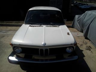 1976 Bmw 2002 Base Coupe 2 - Door 2.  0l 4spd photo
