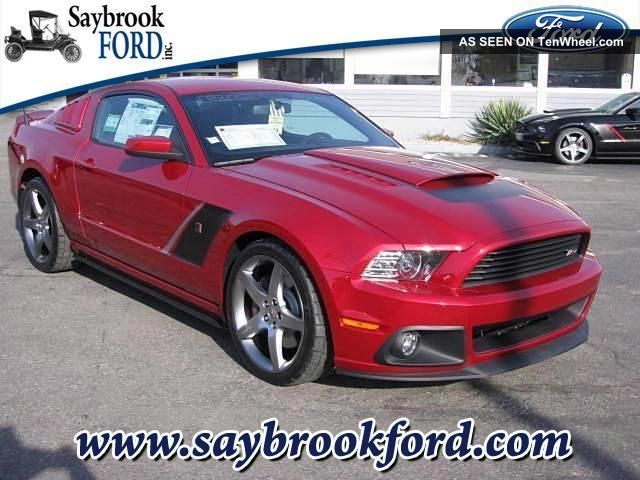 2013 ford mustang gt coupe 2 door 5 0l supercharged 565 horsepower. Black Bedroom Furniture Sets. Home Design Ideas
