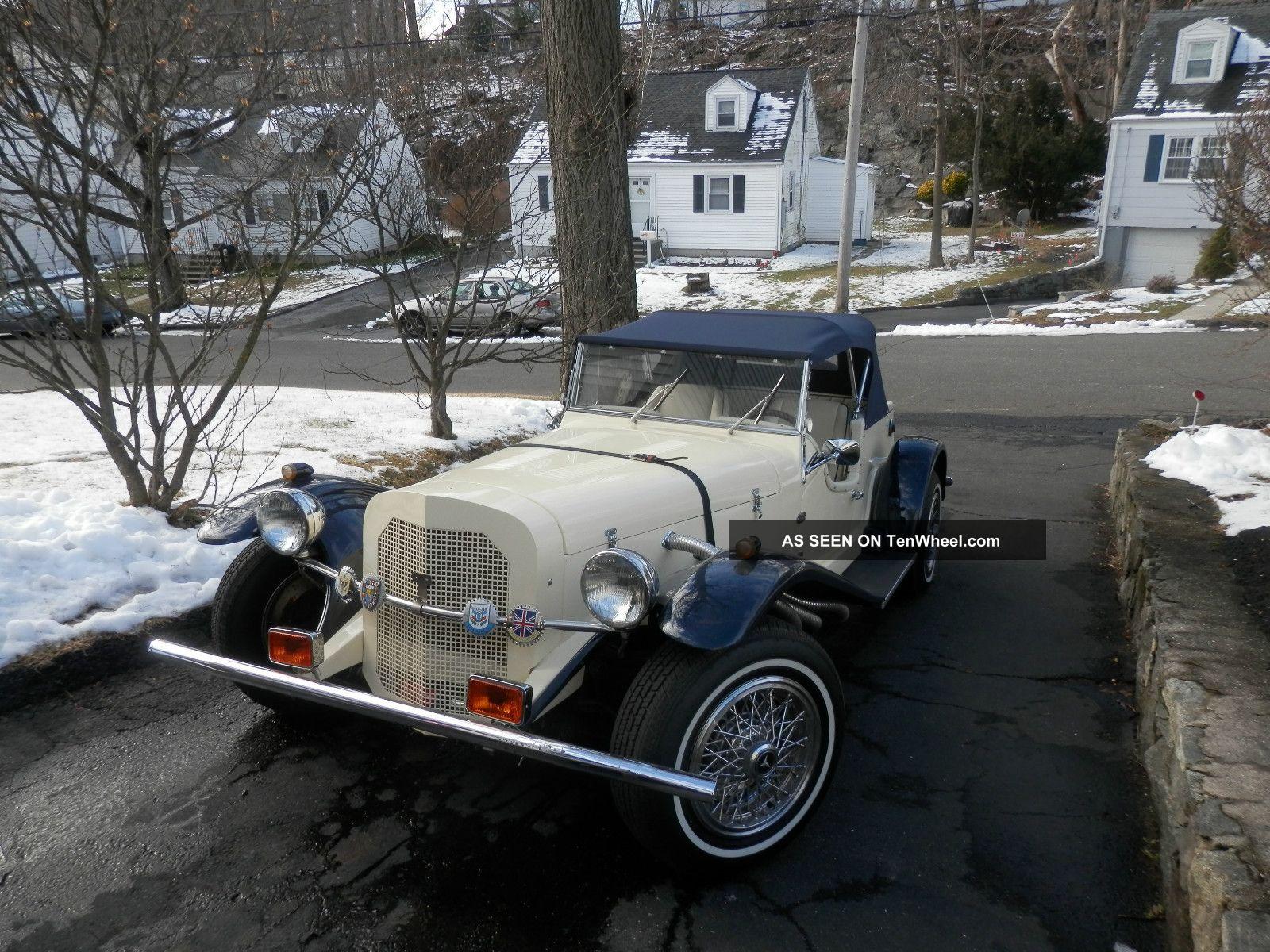 1929 Mercedes Gazelle Ssk Replica Other photo
