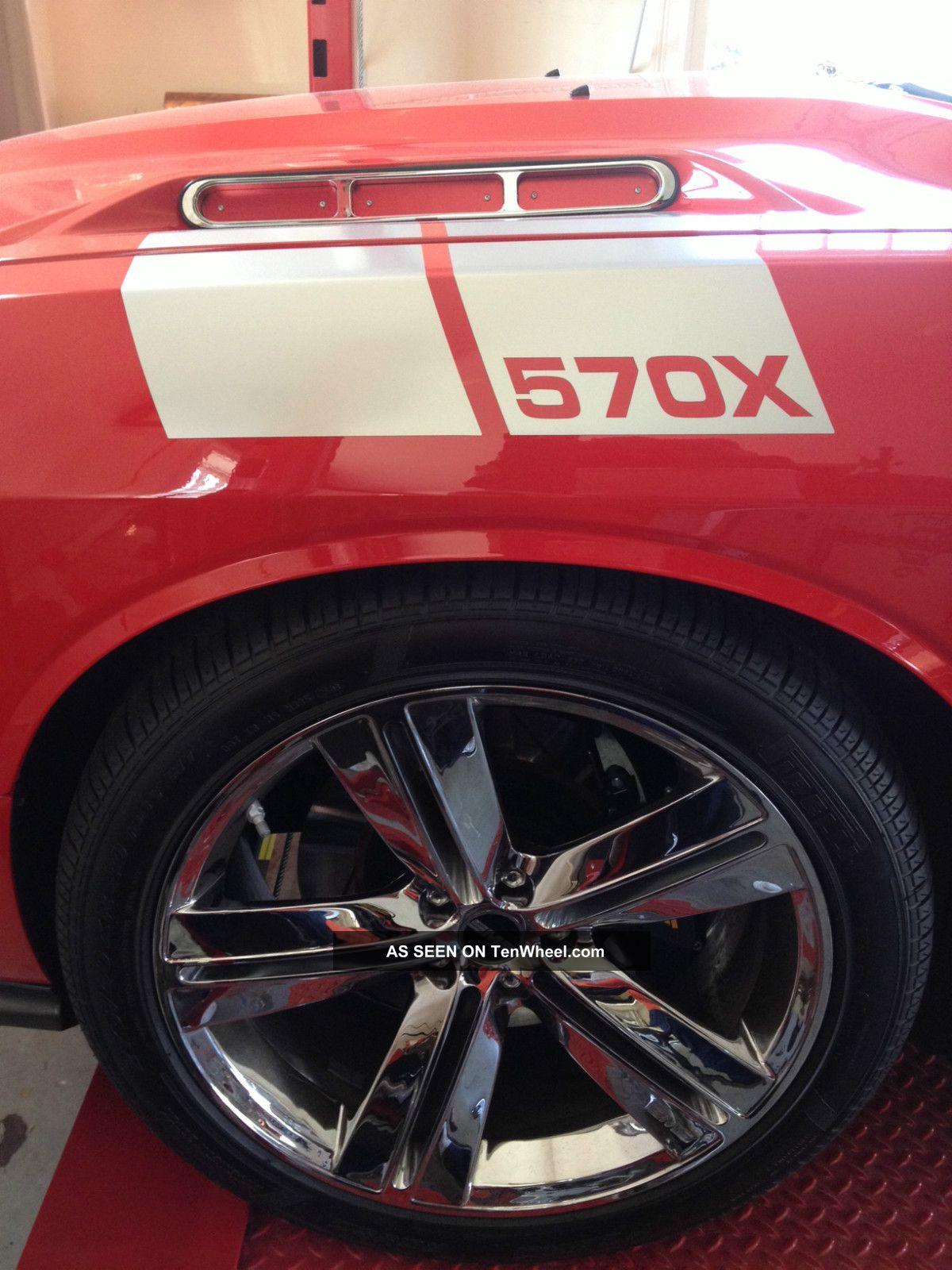 - 2009 Dodge Challenger R / T Sms / Saleen 570x - Supercharged - 700+ Hp - Challenger photo