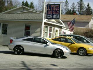 2000 Toyota Celica Gts 6 - Speed Hatchback 2 - Door 1.  8l photo