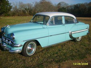 1954 Chevy Bel - Air Sedan photo