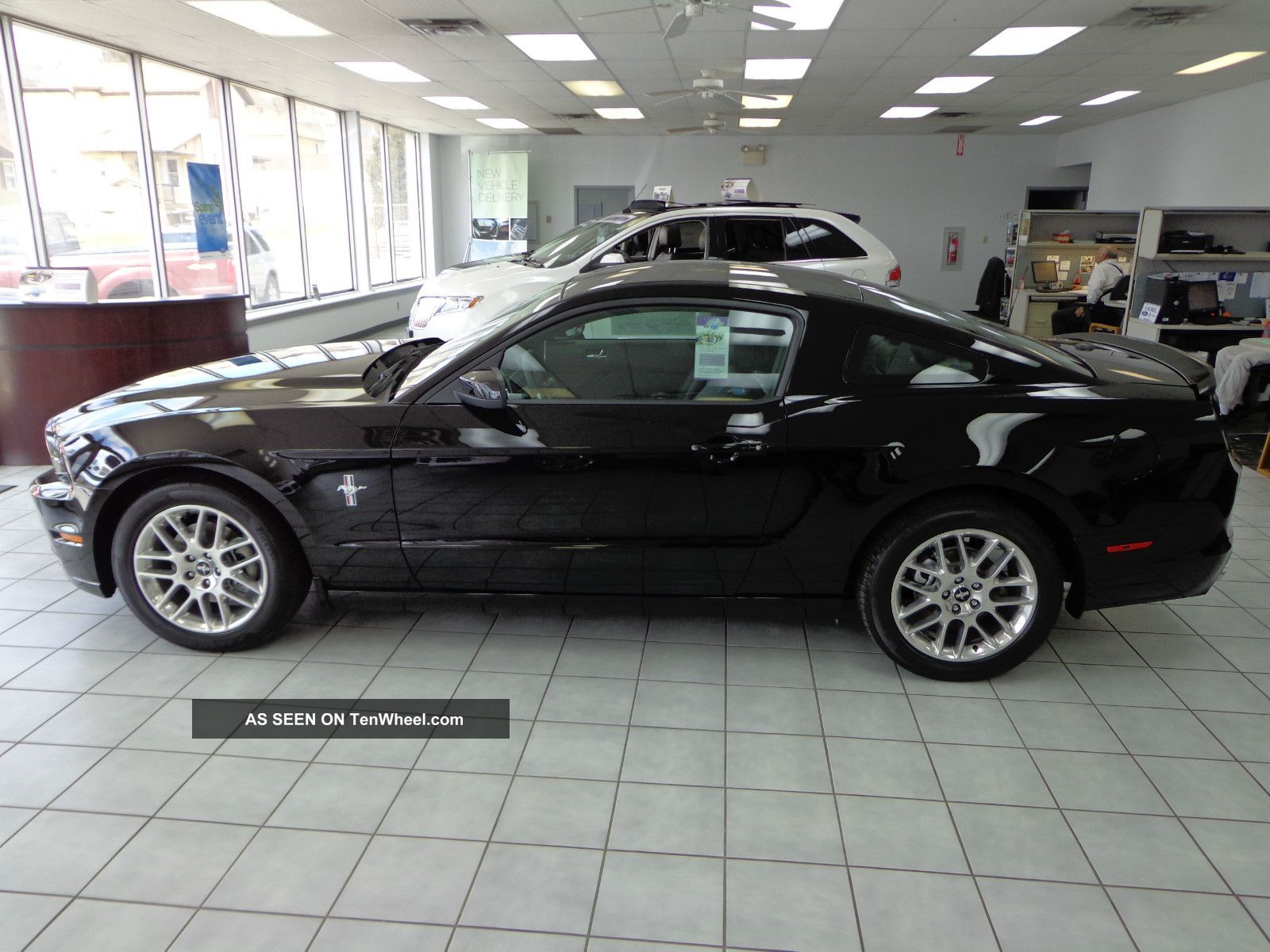 2014 mustang v6 coupe premium pony package manual black comfort group. Black Bedroom Furniture Sets. Home Design Ideas