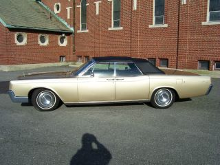 1967 Lincoln Continental Convertible photo