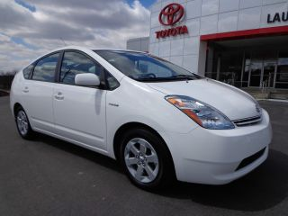 2008 Prius Hybrid 5 Hatchback Rear Camera Toyota Video photo