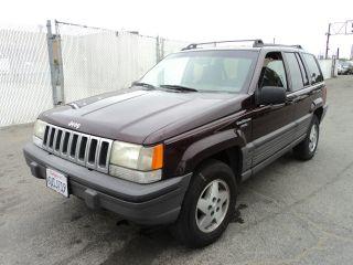 1993 Jeep Grand Cherokee Laredo Sport Utility 4 - Door 5.  2l, photo