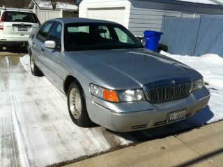 2000 Mercury Grand Marquis Ls Silver Great Runner,  Check Out photo