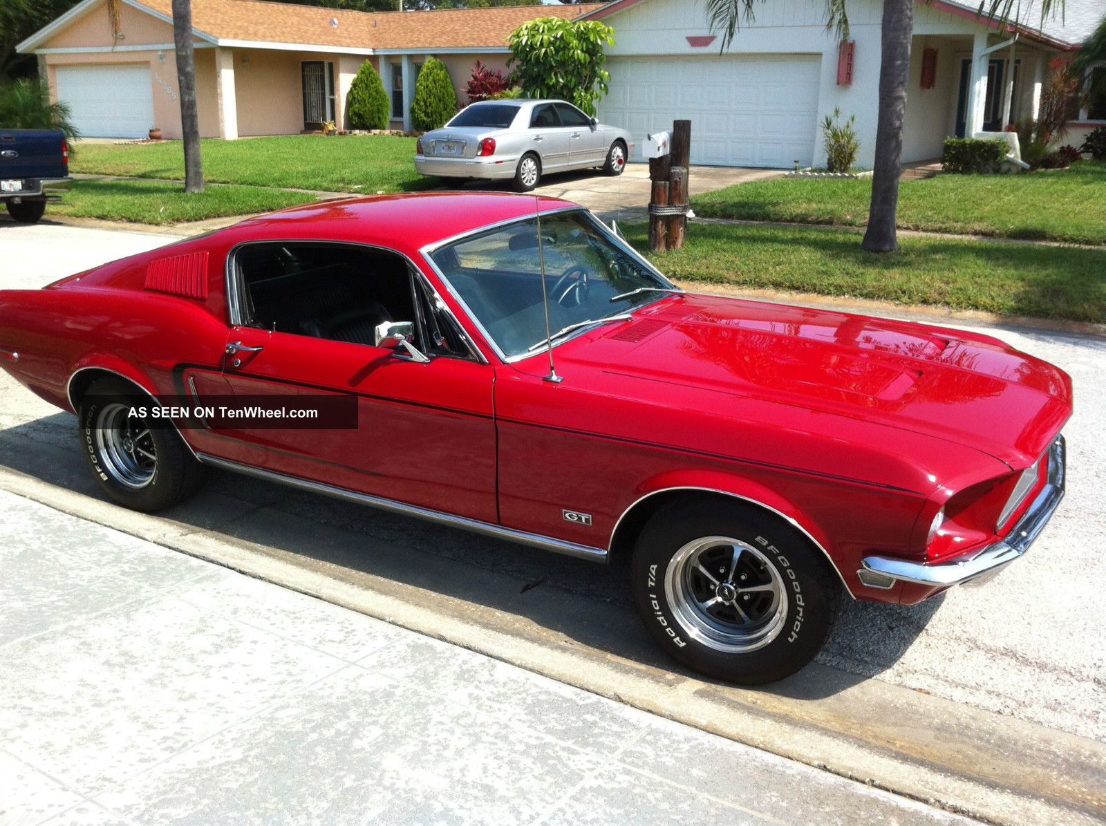 ford mustang fastback gt 1968 mustang photo 7. Cars Review. Best American Auto & Cars Review