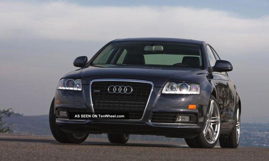 2011 Audi A6 Quattro Sedan 4 - Door 3.  0l,  Prestige,  S - Line,  Supercharged - Loaded A6 photo