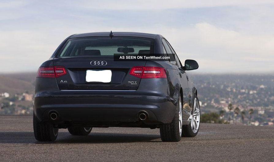 2011 audi a6 quattro sedan 4 door 3 0l prestige s line supercharged loaded. Black Bedroom Furniture Sets. Home Design Ideas