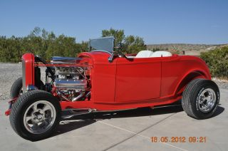 1932 Ford Roadster High Boy photo