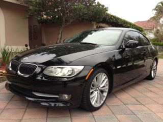 2011 Bmw 335i Coupe 2 - Door 3.  0l Turbo With Premium Package photo