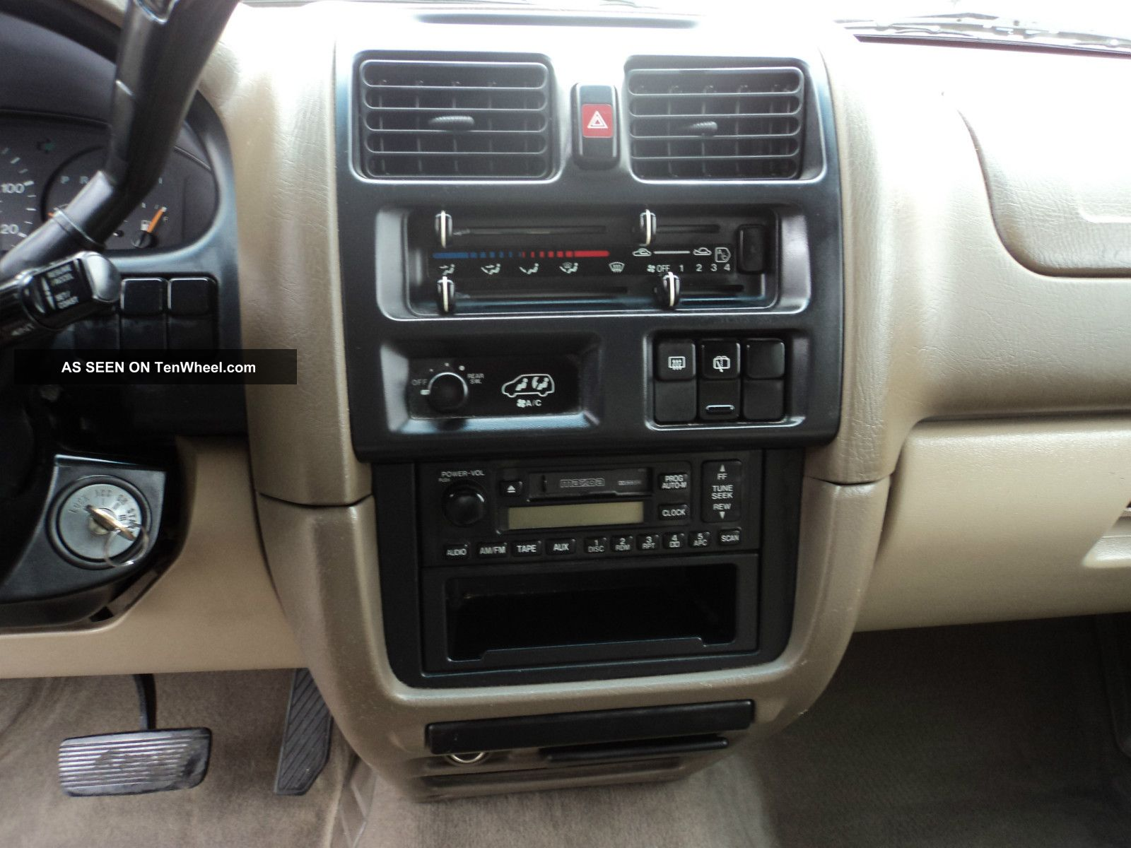 2001 Mazda Mpv Front Mini Fuse Box Diagram