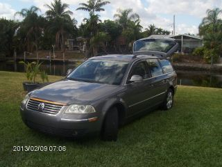 2005 Volkswagen Passat Gls Wagon 4 - Door 2.  0l photo