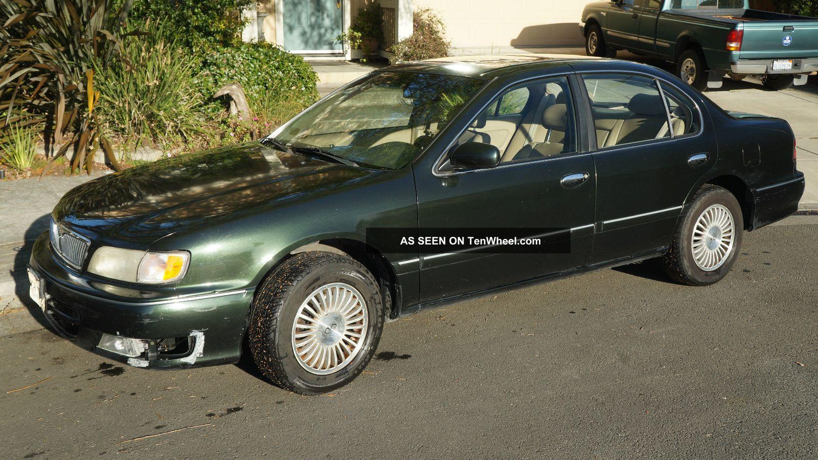 1996 Infiniti I30 Base Sedan 4 - Door 3.  0l I photo