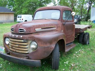 1949 Ford Truck F - 4 photo