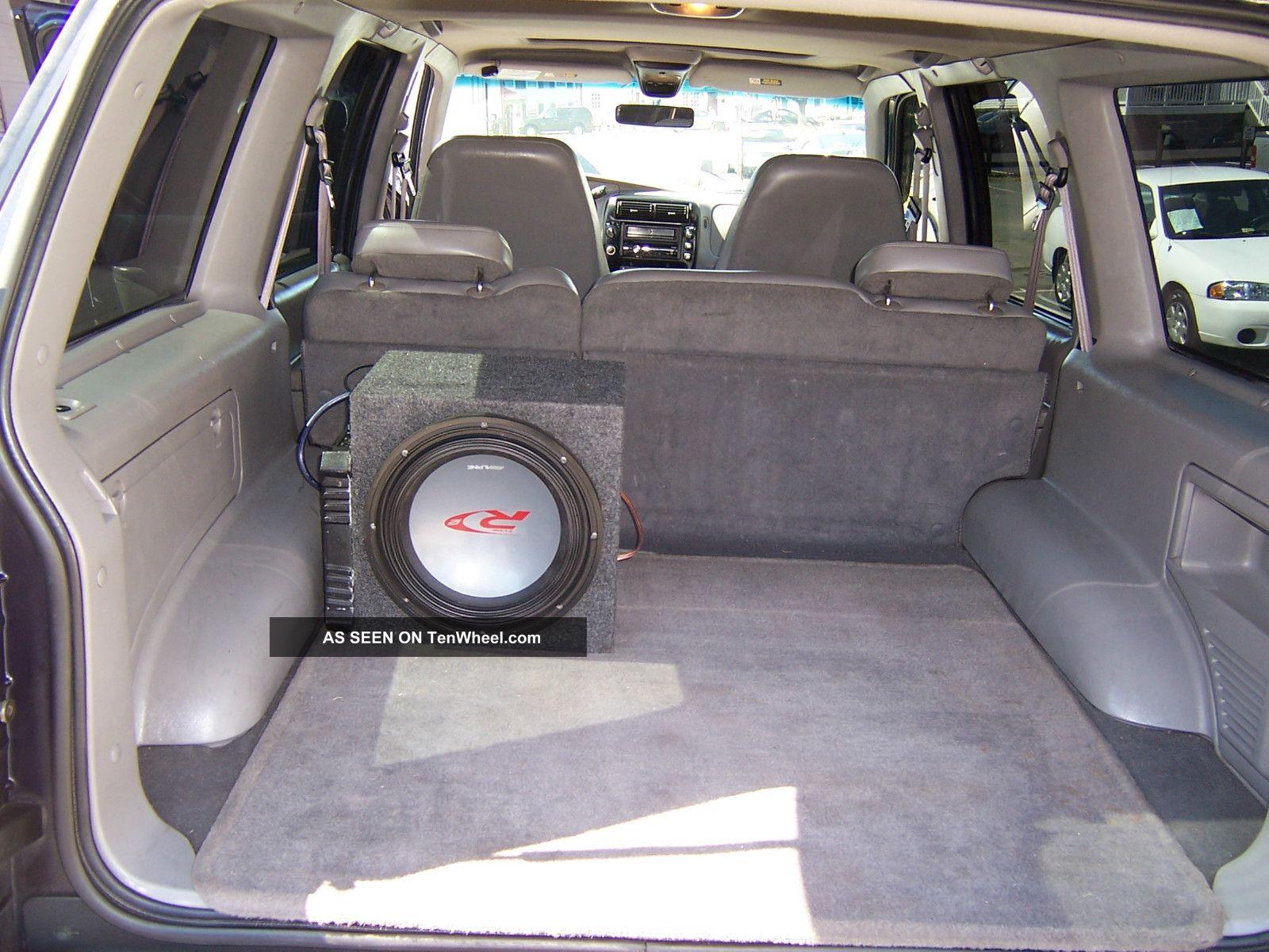 1999 Ford Explorer Xlt Sport Utility 4 Door 4 0l On 22s