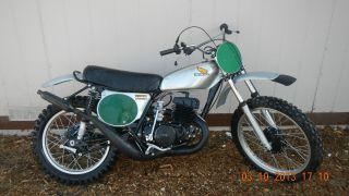 1974 Honda Cr250m Elsinore photo