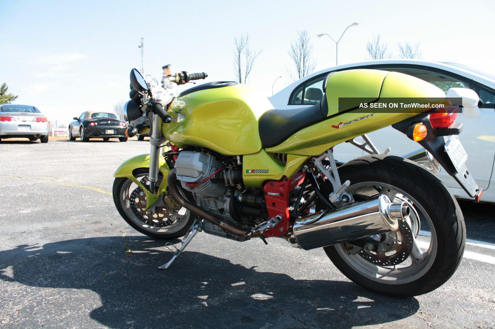 2000 moto guzzi v11 sport. Black Bedroom Furniture Sets. Home Design Ideas