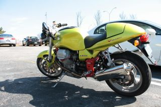 2000 Moto Guzzi V11 Sport photo